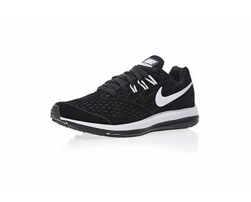 Nike Zoom Winflo 4 Sculpture 89846-001 Schuhe Schwarz/Weiß Herren
