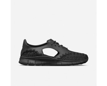 813069-001 Schwarz Unisex Schuhe Nike Wmns Free Inneva Woven Sp 5.0