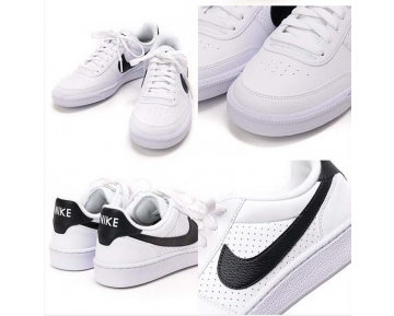 Schuhe Weiß/Schwarz 654495-100 Unisex Nike Grand Terrace Sl