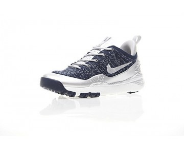 Schuhe Nikelab Acg Lupinek Flyknit Low Herren Tief Blau/Sliver 853954-003
