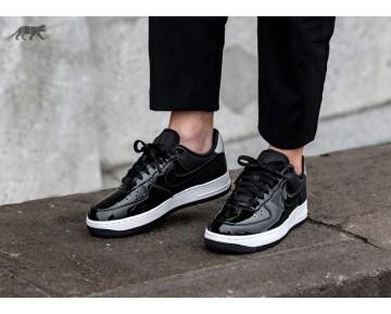 Unisex Nike Wmns Air Force 1 '07 Se Prm Schuhe Ah6827-001 Schwarz