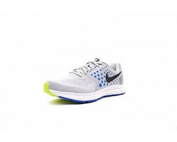 852437-006 Nike Air Zoom Span Shield Herren Schuhe Licht Grau/Blau