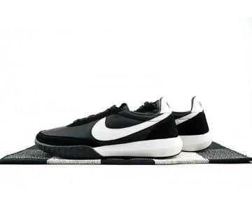 845089-601 Herren Schuhe Schwarz Weiß Nike Roshe Waffle Racer Nm