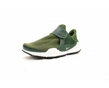 848475-300 Nike Sock Dart Unisex Palm Grün,Schwarz,Weiß Schuhe