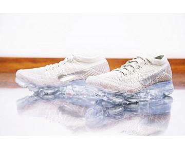 Schuhe Nike Wmns Air Vapormax Flyknit 849557-202 Damen String/Sliver
