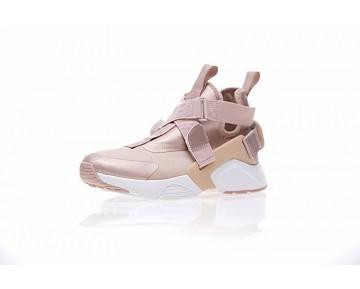 Schuhe Rose Gold Damen Nike Air Huarache V Mid 833146-612