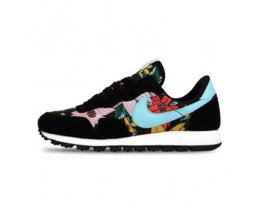 Nike Wmns Air Pegasus 83 Schuhe Schwarz Aloha Print 725079-100 Unisex