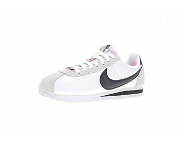 Schuhe Multi-Color/Weiß/Schwarz Unisex Nike Classic Cortez Betrue Qs 902806-100