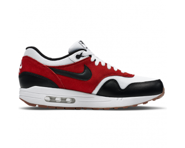 Nike Air Max 1 Essential Orange 537383-122 Schuhe Gamma Orange Herren