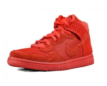 705433-601 Schuhe Rot Herren Nike Dunk Cmft Prm & Red October & Dynk
