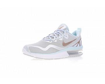 Schuhe Nike Air Max Fury Herren Weiß/Grau/Blau/Gold Aa5739-005