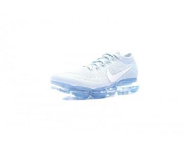 849558-404 Unisex Schuhe Nike Air Vapormax Flyknit Glacier Blue Blau. Mint Grün