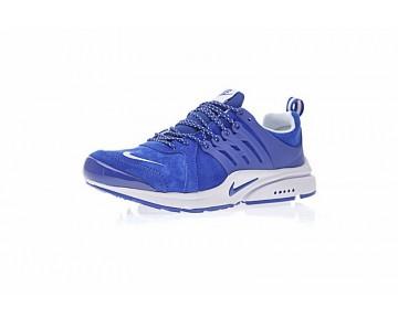 Schuhe 836670-004 Königlich Blau/Weiß Herren Nike Air Presto Qs