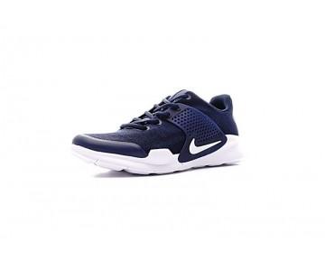902813-400 Nike Arrowz Jn73 Marine Blau/Weiß Schuhe Herren
