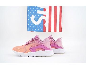 Nike Air Huarache Run Ultra Print Damen Schuhe 833292-501 Licht Rosa Gradient