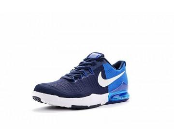 Tief Blau/Weiß Nike Zoom Train Action Herren 852438-414 Schuhe