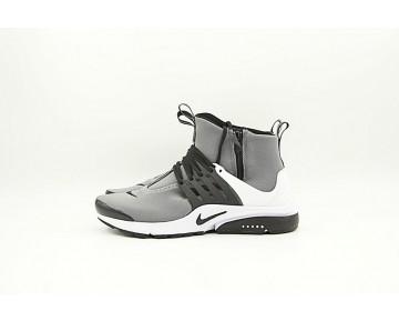 78969-805 Schuhe Herren Nike Air Presto Mid Dunkel Grau,Schwarz