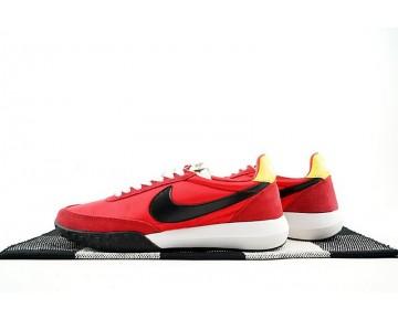 Herren 845089-600 Rot/Schwarz/Gelb Schuhe Nike Roshe Waffle Racer Nm