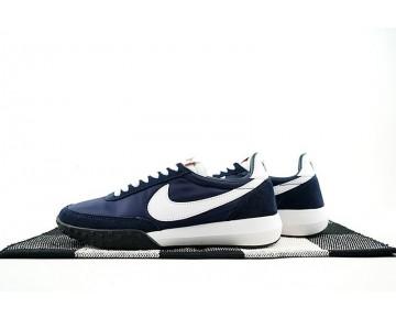 Nike Roshe Waffle Racer Nm 845089-602 Schuhe Herren Marine Blau/Weiß