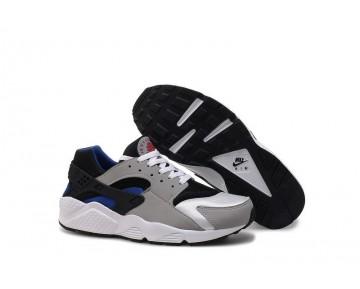 Schuhe Herren Blau/Weiß/Grau 318429-007 Nike Air Huarache