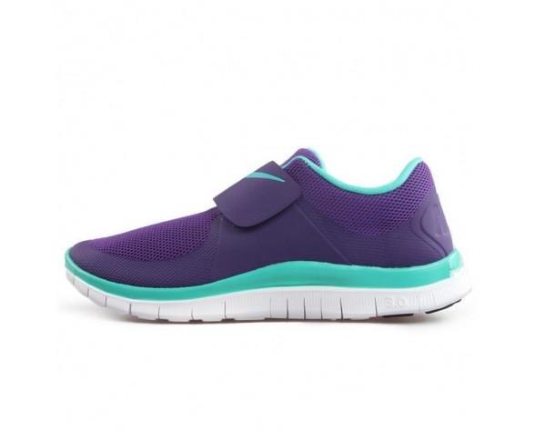 Schuhe 724851-500 Unisex Nike  Free Socfly Running 3.0 Court Lila & Licht Retro