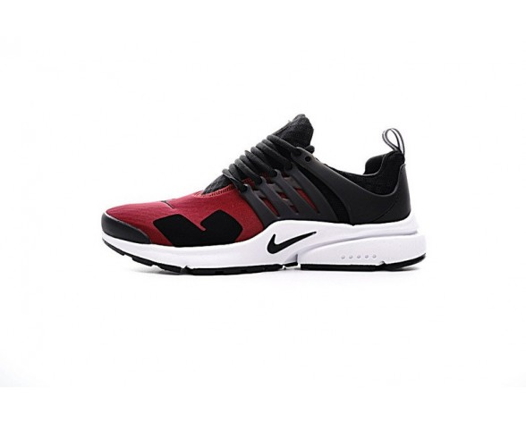 "<span class=""__cf_email__"" data-cfemail=""fdbc9e8f92938490bd"">[emailprotected]</span> X Nike Air Presto 844672-100 Schuhe Herren Wein Rot/Schwarz/Weiß"