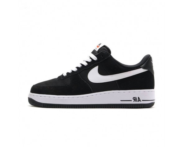 Herren Schuhe 820266-012  Nike Air Force 1 Lowa Schwarzweiß