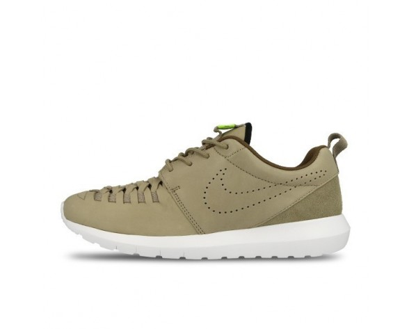 725168-200 Herren Beige Schuhe Nike Roshe One Nm Woven Bamboo
