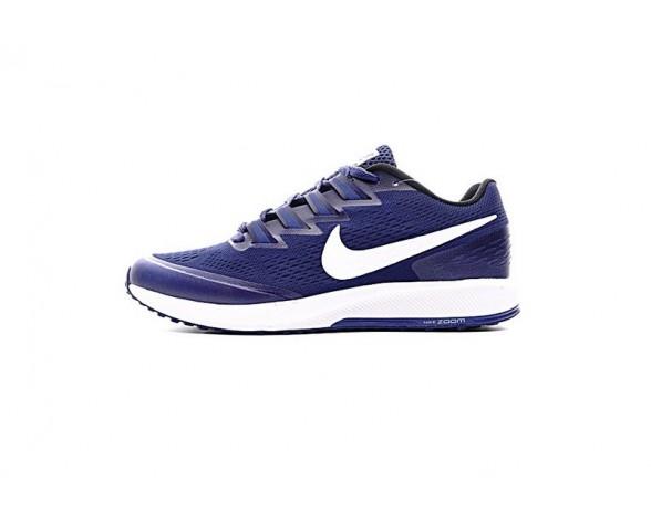 Schuhe Herren Tief Blau/Weiß Nike Air Zoom Speed Rival 6 Vi 880554-014