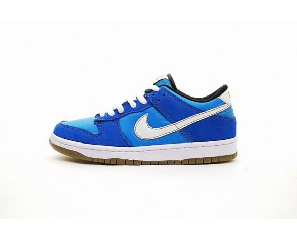 Nike Sb Dunk Low Pro Chun Li Argon Blau/Weiß 304292-405 Damen Schuhe