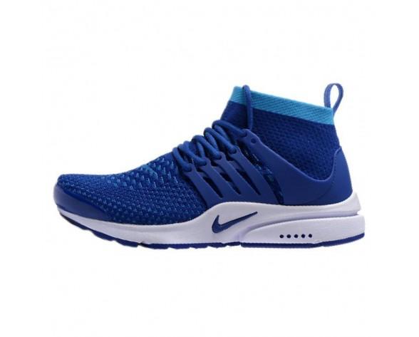 Racer Blau/Racer Blau/Weiß Herren Nike Air Presto Flyknit Ultra Schuhe 835570-400