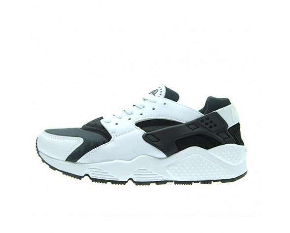 Nike Air Huarache Herren 306563-141 Schwarz/Weiß Schuhe