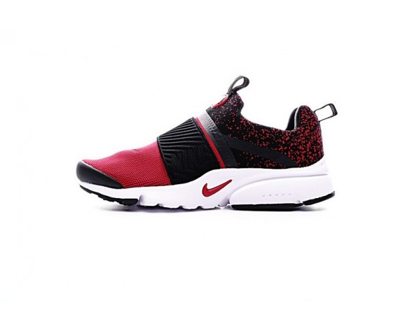 Herren Schuhe Nike Air Presto Extreme Flyknit Snowflake 819803-668 Wein Rot