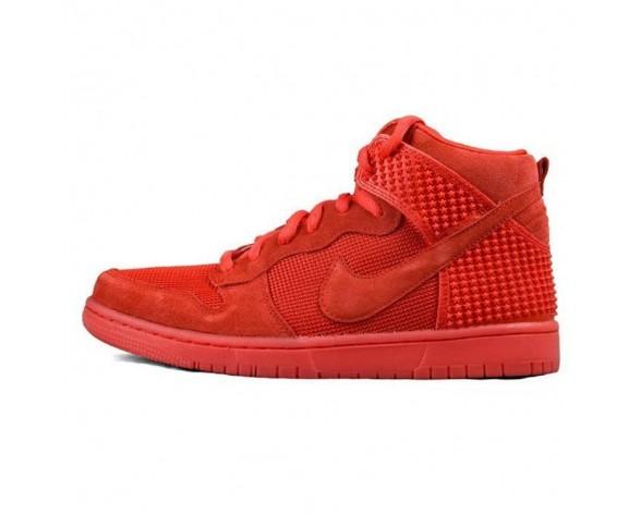 705433-601 Schuhe Rot Herren Nike Dunk Cmft Prm & Red October & Dynk