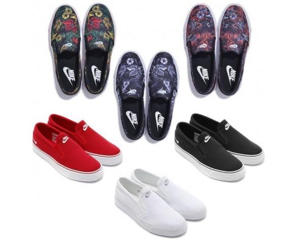 Nike Toki Slip Txt Print Schuhe Herren