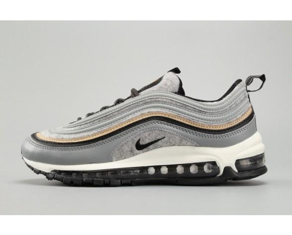 312834-003 Schuhe Nike Air Max 97 Premium Blau/Grau Herren