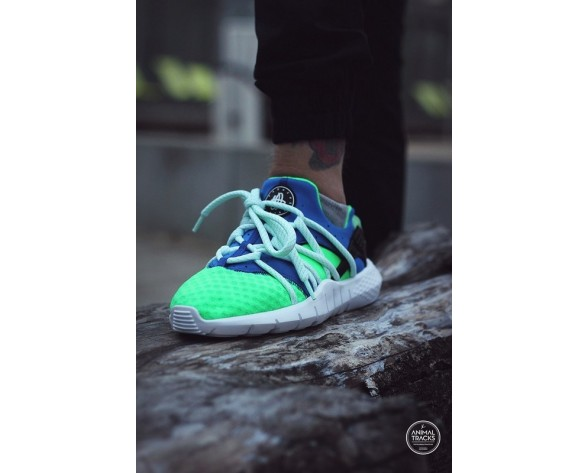 Schuhe Unisex Poison Grün Nike Huarache Nm 705159-304