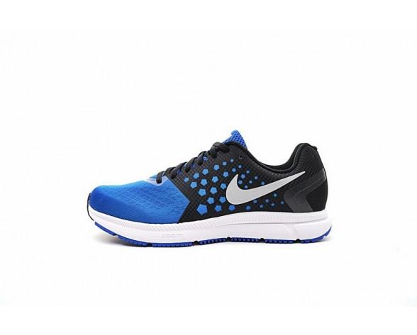 Schwarz/Blau Schuhe Herren 852437-004 Nike Air Zoom Span Shield