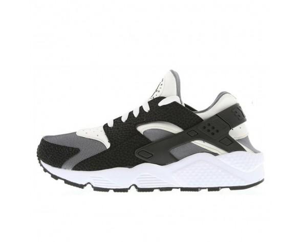 Nike Air Huarache Herren 40-45 Schuhe Schwarz/Weiß/Gold