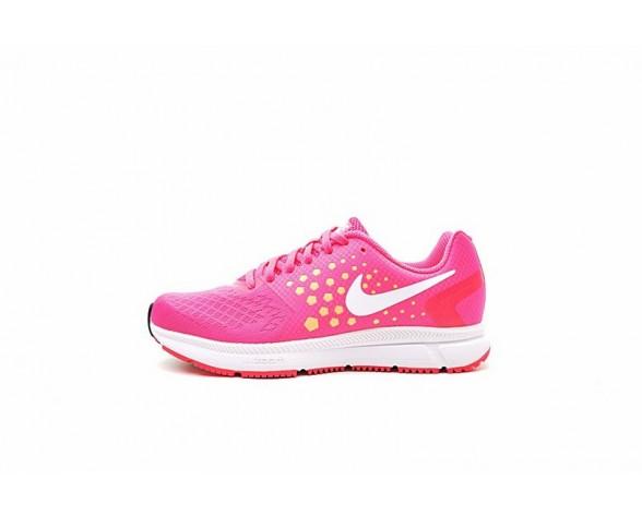 Nike Air Zoom Span Shield Rosa/Orange Rot 852437-600 Schuhe Damen