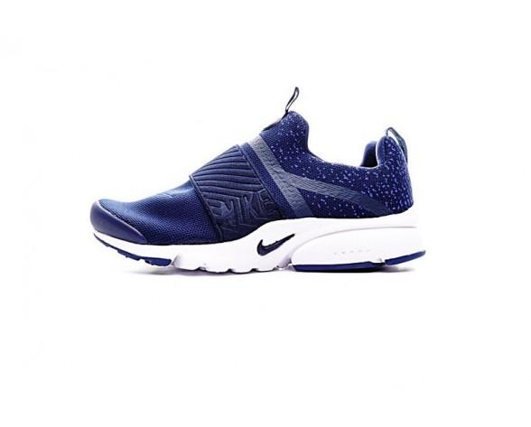 Nike Air Presto Extreme Flyknit Snowflake Herren 819803-444 Tief Blau Schuhe