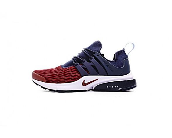 Herren 878071-003 Tief Blau/Wein Blau 17Ss Nike Air Presto Ultra Breathe Schuhe