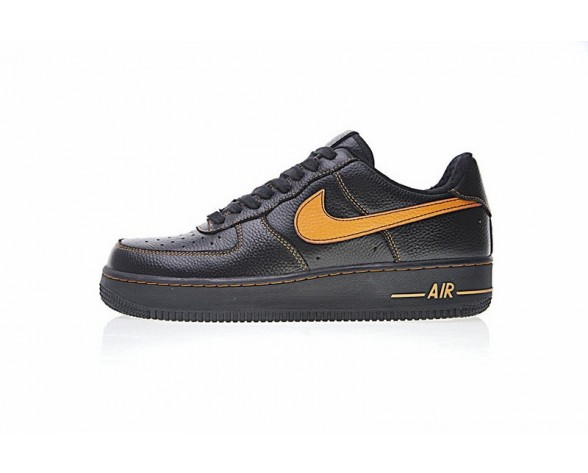 Unisex 820268-001 Schwarz Orange Edc A$Ap Rockye Air Force 1 Schuhe