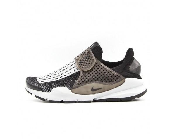 819686-020  Nike Sock Dart Id Herren Schuhe Schwarz/Weiß/Grau