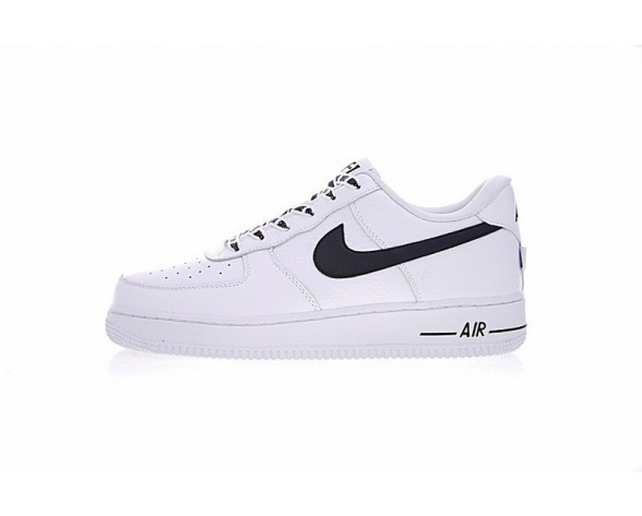 823511-405 Weiß Schwarz Nba X Nike Air Force 1 Af1 Nba Unisex Schuhe