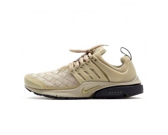 Nike Air Presto Se Woven Herren Schuhe 848186-200 Khaki-Schwarz