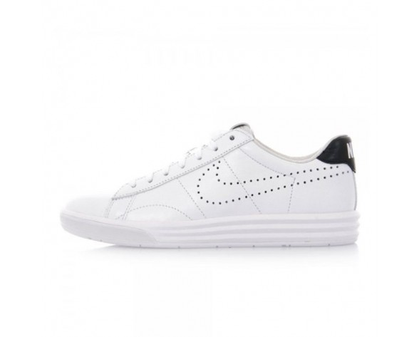 Herren 705497-100 Nike Tennis Classic Lunar Deluxe Weiß/Schwarz Schuhe
