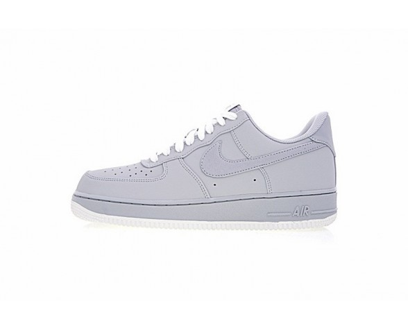 Wolf Grau Weiß 820266-016 Herren Schuhe Nike Air Force 1 Low
