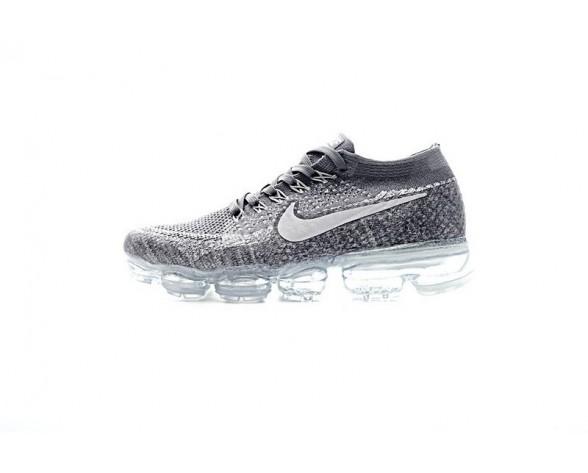 849558-002 Cool Grau/Weiß Schuhe Unisex Nike Air Vapormax Flyknit