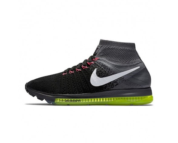 Schuhe Herren 844134-002 Schwarz/Grau Nike Air Zoom All Out Flyknit